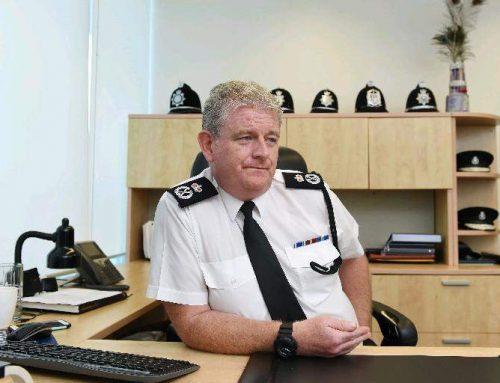 Corbishley: island must debate speed limit