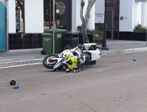 Inquiry continues into police bike crash