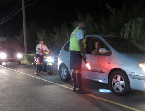 Sobriety checkpoints lead to eight arrests