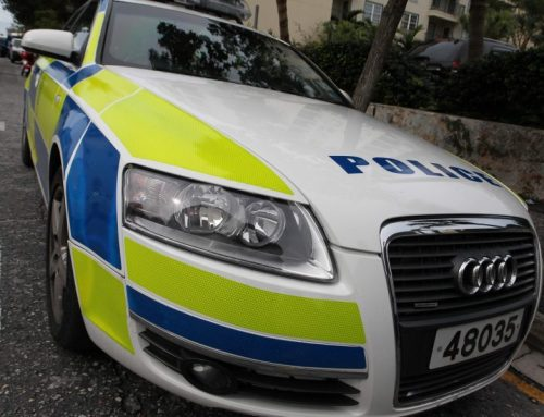 Teen rider in hospital after crash