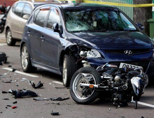 Biker hurt in Hamilton crash